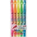 三菱鉛筆 蛍光ペン プロパスウィンドウ 5色