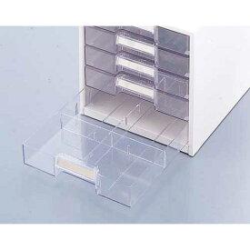コクヨ レターケース透明プラスチック A4 タテ仕切板