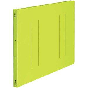 コクヨ フラットファイル<PP> A3横 黄緑