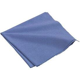 エレコム クリーニングクロス Mサイズ ブルー