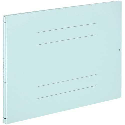 コクヨ ガバットファイル(活用タイプ・紙製)B4横青×5