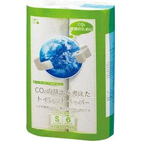 春日製紙工業 CO2を考えたトイレットペーパー 130m 48個