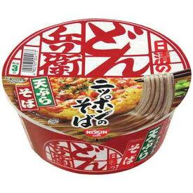 日清食品 日清のどん兵衛 天ぷらそば 西日本版 12個入