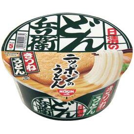 日清食品 日清のどん兵衛 きつねうどん 西日本版 12個入