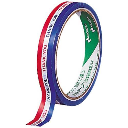 ニチバン ストアテープ 3色旗 1巻