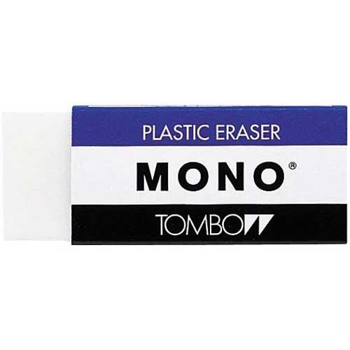 トンボ鉛筆 モノ消しゴム PE−01