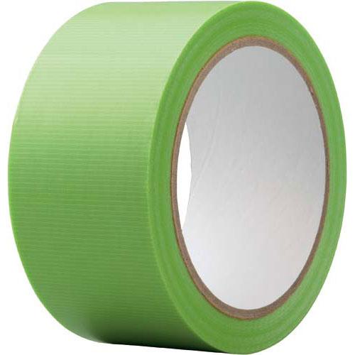 カウネット きれいにはがせる養生テープ ライトグリーン 1巻|関連ワード【ガムテープ 梱包テープ】