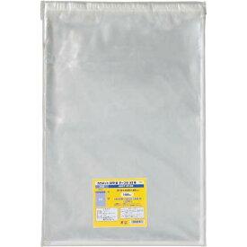 カウネット OPP袋テープ付A3用【1ten】 | A3サイズ OPP袋 透明 クリア テープ付き 透明袋 梱包 ラッピング用品 袋 梱包資材 カウモール
