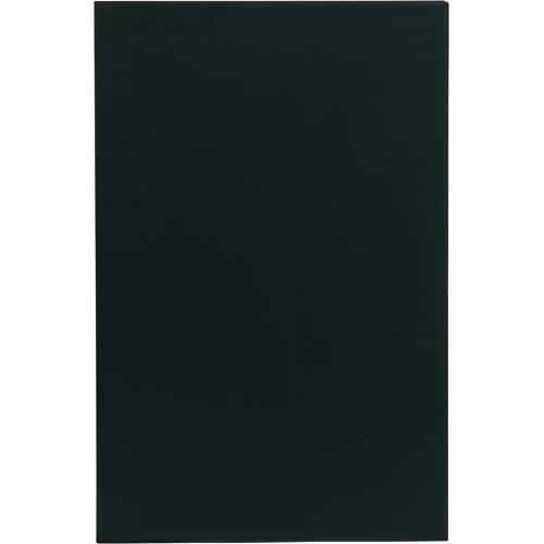 カウネット フレームレス両面黒板 幅577高さ877 | ブラックボード ぶらっくぼーど 店舗用品 業務用 カフェ ディスプレイ ディスプレー メニュー メニューボード カウモール