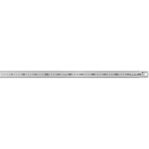 コクヨ ステンレス直定規 60cm JIS1級