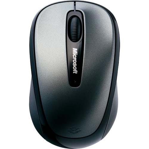 マイクロソフト 無線モバイルマウス3500 シルバー