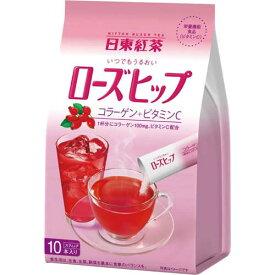 日東紅茶 いつでもうるおいローズヒップ スティック 10袋入