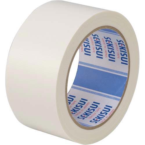 セキスイ 布テープ No.600A 白 1巻関連ワード【ガムテープ 梱包テープ】