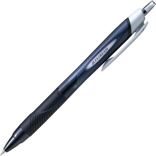 三菱鉛筆 油性ボールペンジェットストリーム0.38 黒10本