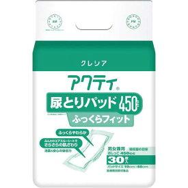 日本製紙クレシア Fアクティ尿とりパッド450ふっくらフィット30枚