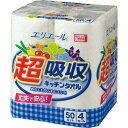大王製紙 エリエール超吸収キッチンタオル4R(50カット)