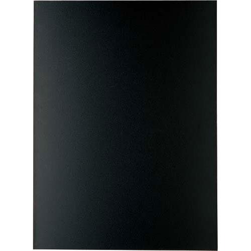 カウネット 裏枠付フレームレス黒板L W427H577D20 | ブラックボード ぶらっくぼーど 店舗用品 業務用 カフェ ディスプレイ ディスプレー メニュー メニューボード カウモール