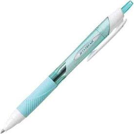 三菱鉛筆 ジェットストリーム0.5mm スカイブルー軸10本