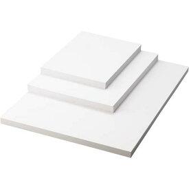 キングコーポレション 白画用紙8つ切 中厚口 100枚入り