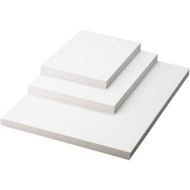 キングコーポレション 白画用紙8つ切 厚口 100枚入り