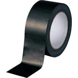 カウネット カラー布テープ 黒 1巻 【1twe】| 梱包 梱包資材 テープ 引っ越し 引越し ガムテープ 布 梱包テープ 粘着テープ 作業用品 生活雑貨 カウモール