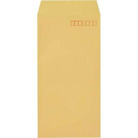 カウネット オリジナルソフトカラー長3テープ付オレンジ100枚