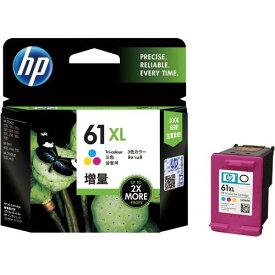 HP 純正インク HP61XL カラー(増量)