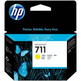 HP 純正インク HP711 イエロー 29ml
