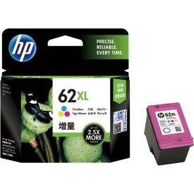 HP 純正インク HP62XL カラー(増量)2個