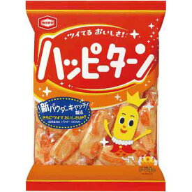 亀田製菓 ハッピーターン 120g入×3