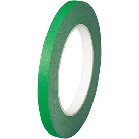 オカモト 紙バッグシーリングテープ 緑 20巻