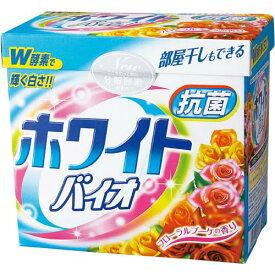 日本合成洗剤 洗たく用合成洗剤ホワイトバイオ 0.8kg×10