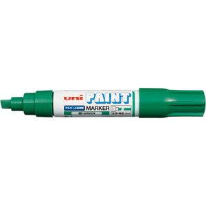 三菱鉛筆 アルコールペイントマーカー 太字角芯 緑 5本入