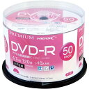 磁気研究所 DVD−R録画用 16倍速 IJ対応 50枚SP