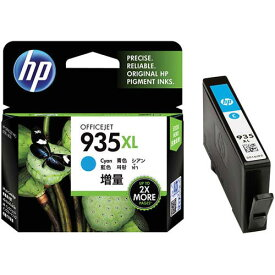 HP 純正インク HP935XL シアン(増量)