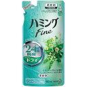 花王 ハミングファイン Rグリーンの香り 詰替480ml