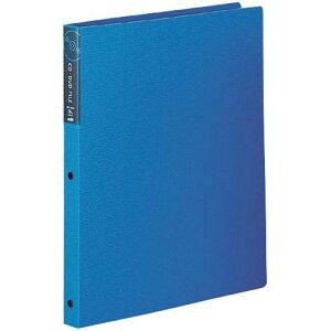 セキセイ CD・DVDファイル A4−S ブルー