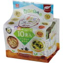 アスザックフーズ 野菜を食べる彩りスープセット 10食