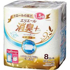 大王製紙 エリエールコンパクト消臭+W37.5m 8個入×8
