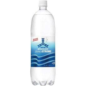 アサヒ飲料 三ッ矢サイダー ゼロストロング 1.5L 4本