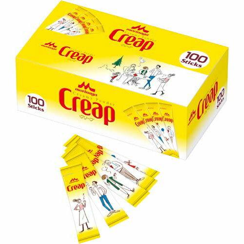 森永乳業 クリープスティック 1箱(3g・100本)