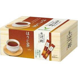 片岡物産 辻利 焙じ茶 スティック 100本