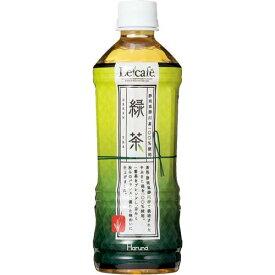 HARUNA ル カフェ 緑茶 500ml 24本
