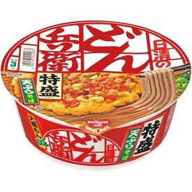 日清食品 日清のどん兵衛特盛 天ぷらそば西日本風 12個入