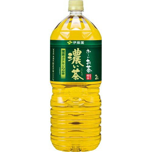 伊藤園 おーいお茶 濃い茶 2L 12本