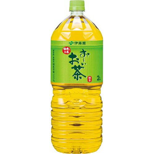 伊藤園 おーいお茶 緑茶 2L 12本