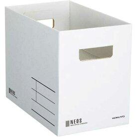 コクヨ 収納ボックス<NEOS>Mサイズ 白