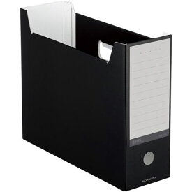コクヨ ファイルボックス<NEOS> A4 黒