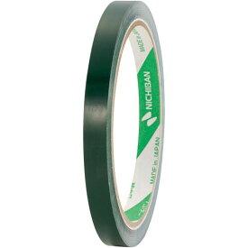 ニチバン バッグシーリングテープ セロハン 緑 1巻