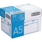 「カウコレ」プレミアム スタンダード高白色タイプA5 500枚×10冊1箱